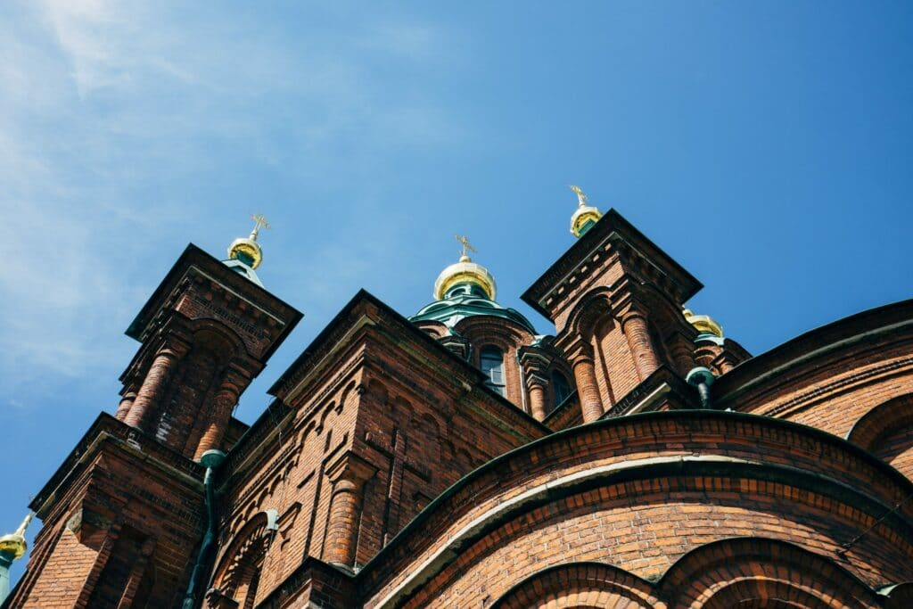 Helsinki russian church 1