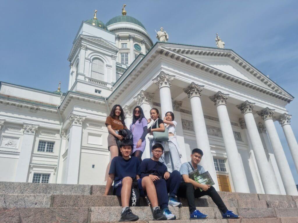 kids in helsinki summer camp 2021